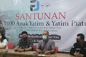 FWPJ dan FWJ Indonesia Akan Gelar Santunan 1000 Anak Yatim