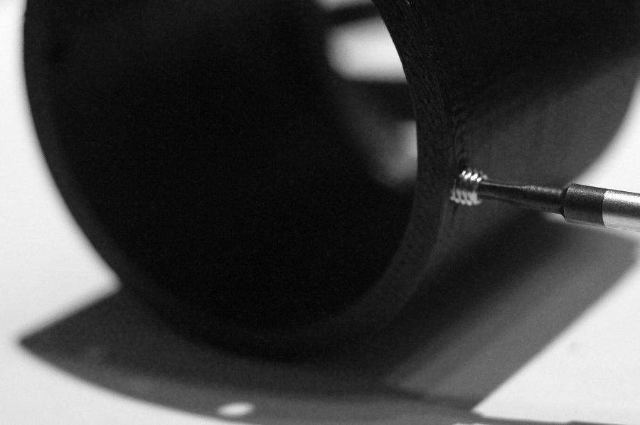 Einsatz eines 3D Druckers für die Adaption von Objektiven an digitale Kameras (4)
