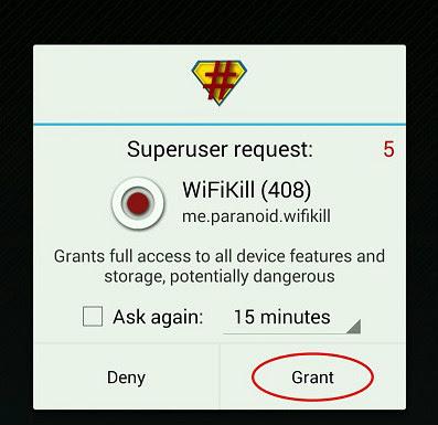 برنامج WiFikill لقطع الانترنت والتجسس على الاندرويد , تطبيق WIFIKILL , شرح WIFIKILL, تحميل WIFiKILL