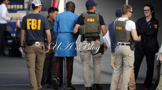 FBI Arrests Nigerians, Others Over $30m Atlanta-Based Scams