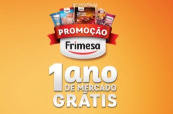 Cadastrar Promoção Frimesa 2020 - 1 Ano Mercado Grátis (100 Sorteios 12 Mil Reais)