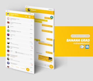Banana Grad