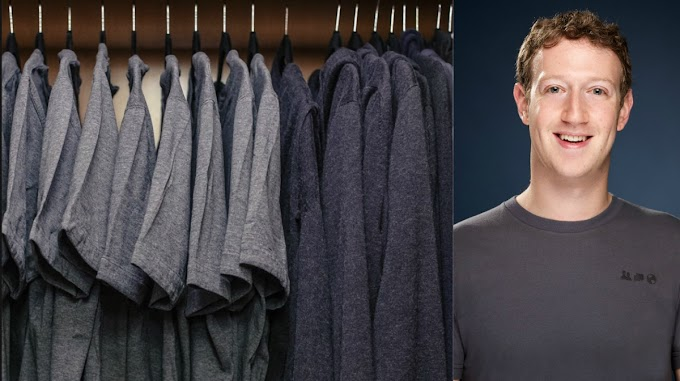 Ini Dia Harga Baju Berwarna Kelabu Yang Sering Dipakai Mark Zuckerberg
