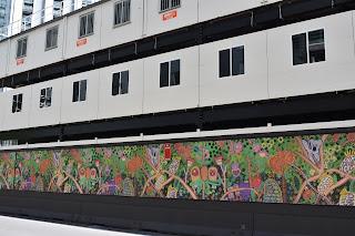 Millers Point Street Art   Mural by Emily Crockford