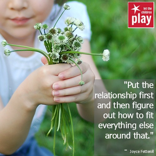 kid and play relationship