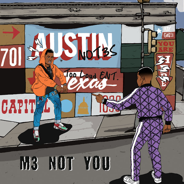 Not3s - M3 Not You - Single  Cover