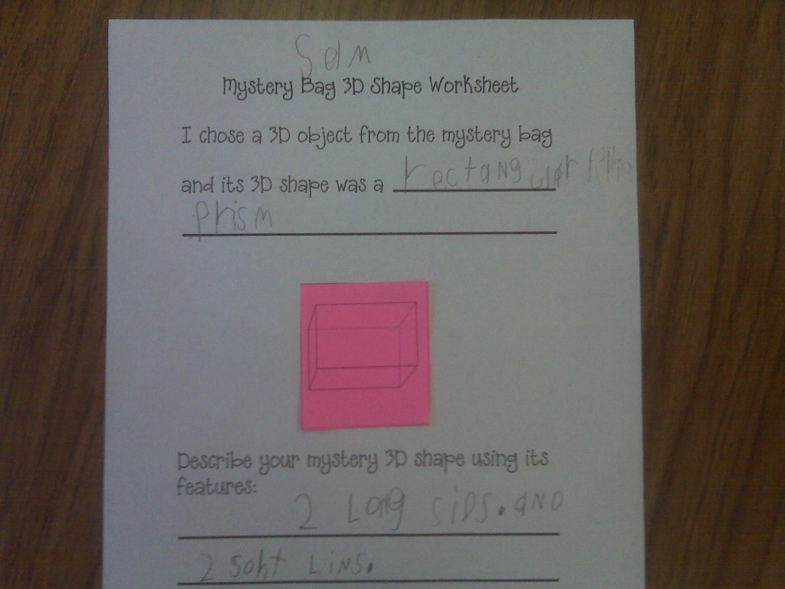 Ecasd First Grade Math Holiday Week