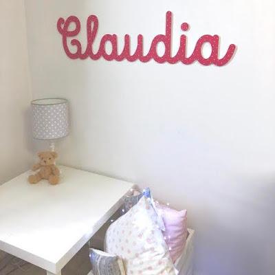 Nombres de niñas y niños para decorar