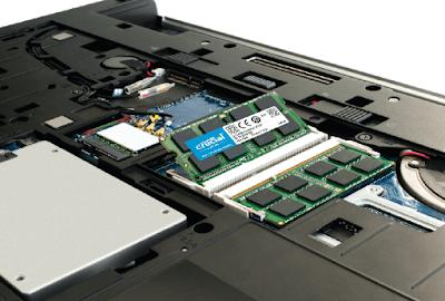 Tingkatkan Kapasitas RAM Agar Laptop Lambat Menjadi Normal Kemblai