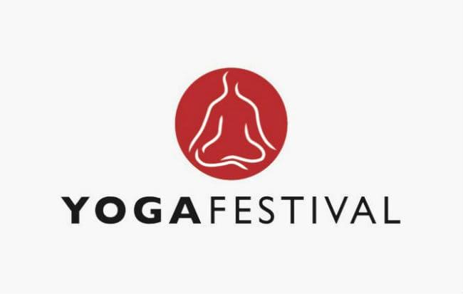 Il logo dello Yoga Festival