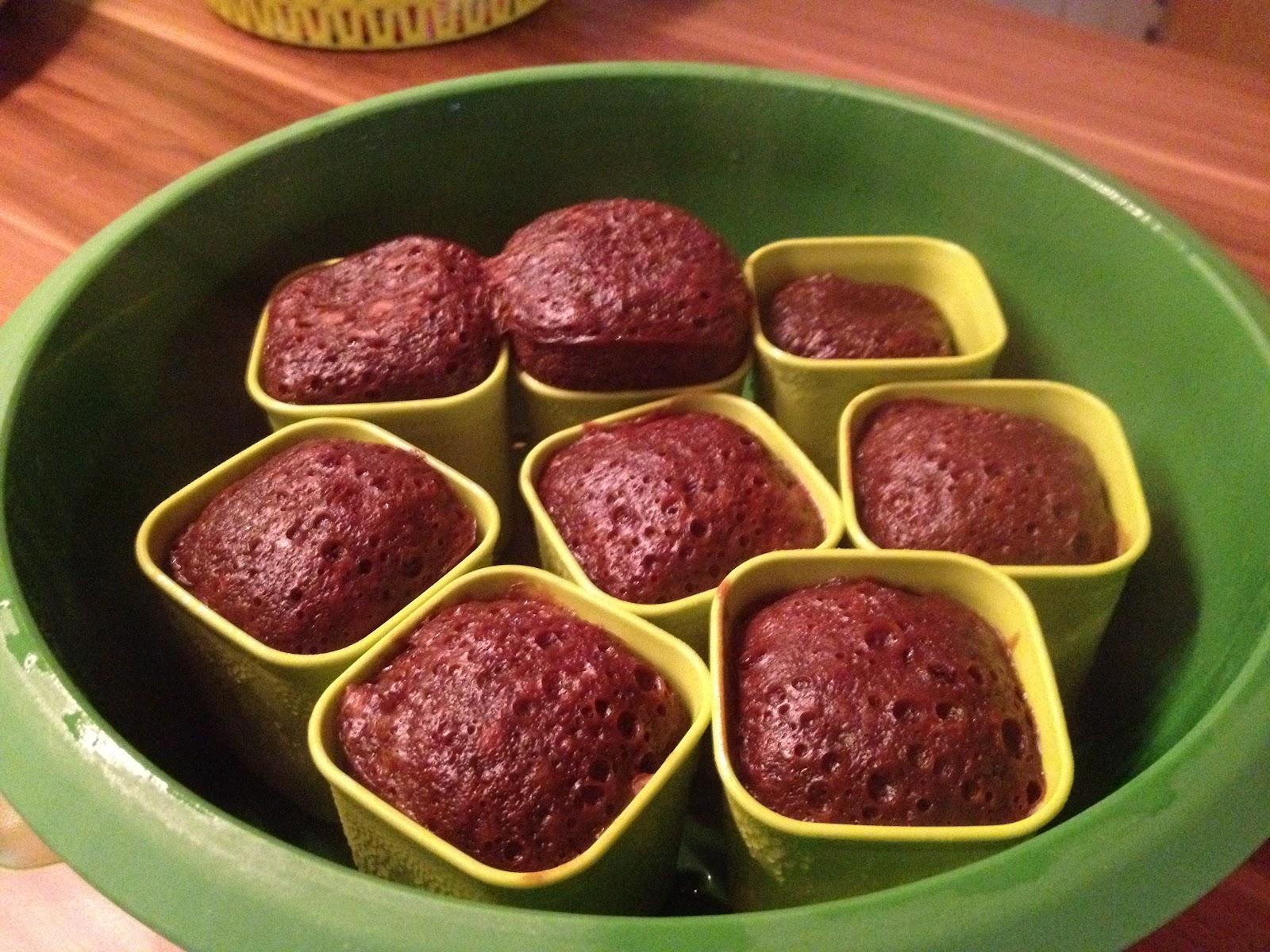 Kochen von A bis Z: Schokoladenküchlein mit flüssigem Kern
