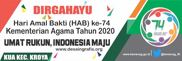 banner HAB Kemenag 2020
