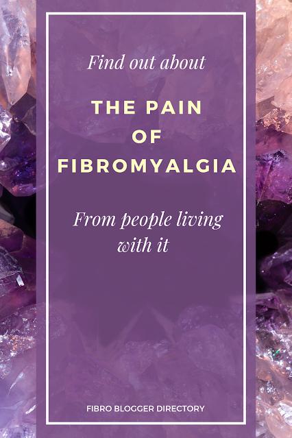 pain in fibromyagia blog posts