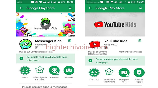 cote-divoire-facebook-messenger-youtube-kids