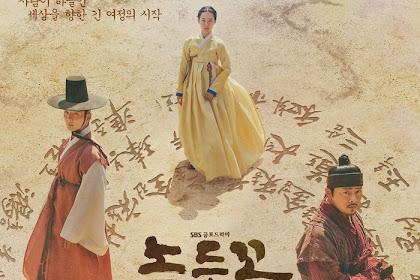 Drama Korea The Nokdu Flower (2019) Sinopsis, Review dan Pemain Lengkap Official
