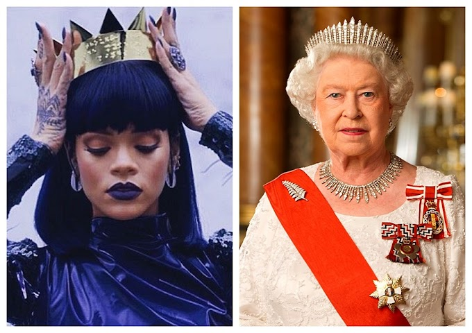 Rihanna's fans want her to replace Queen Elizabeth as Barbados' head of state