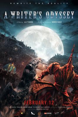 Descubra o Trailer de A Writers Odyssey, Um Blockbuster Chinês Já Com Estreia Assegurada nos Estados Unidos