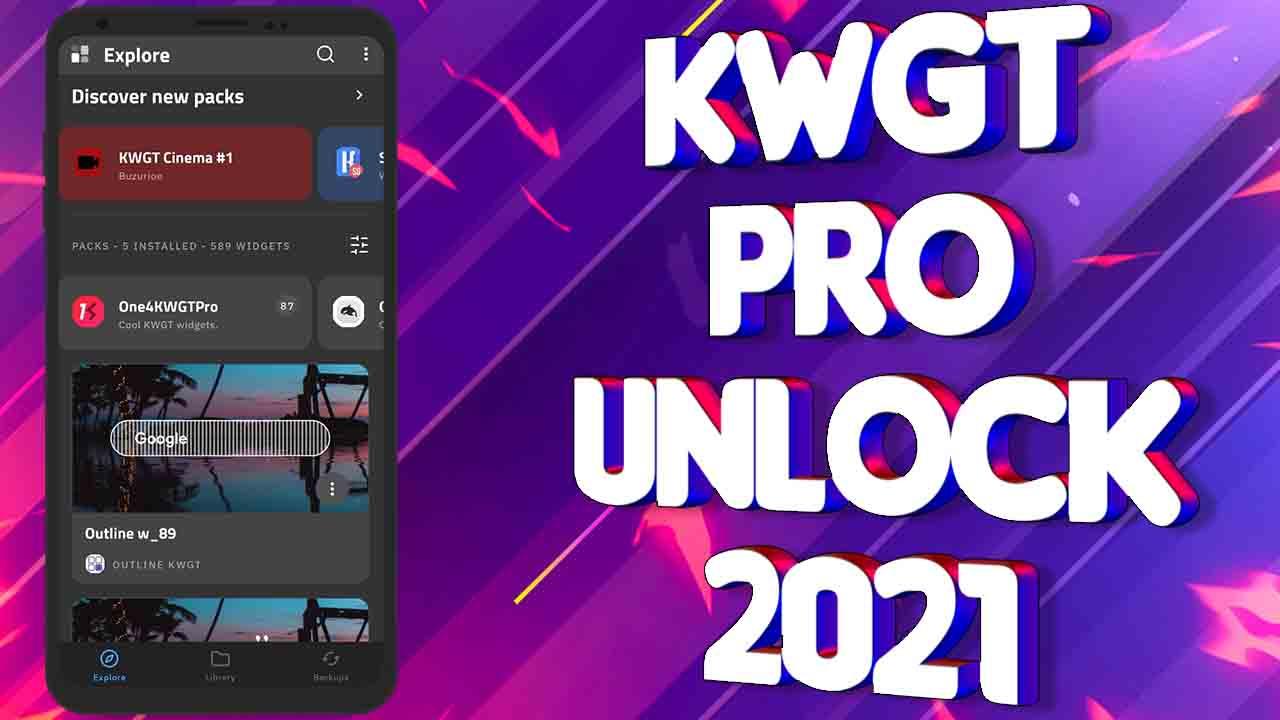 KWGT Pro