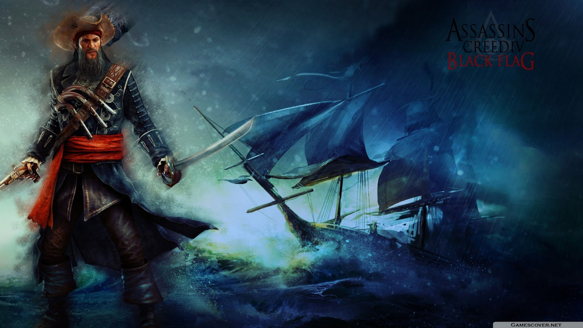 Assassin's Creed Black Flag HD Wallpapers - Read games review, play online games & download ...