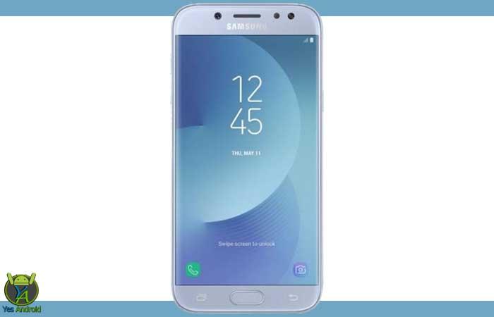 J530FXXU1AQED | Samsung Galaxy J5 2017 SM-J530F