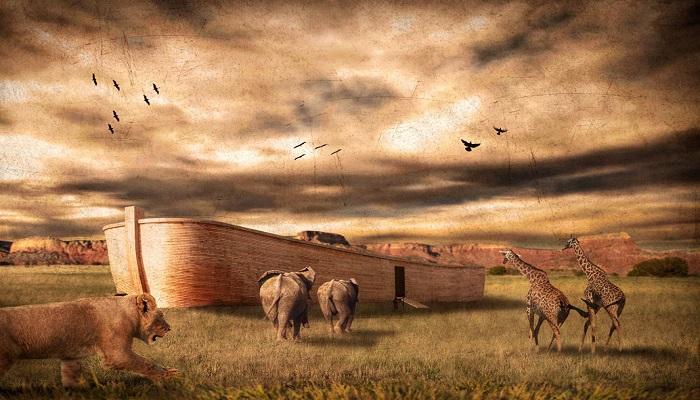 Akhirnya, Ilmuwan Berhasil Menemukan Kapal Nabi Nuh