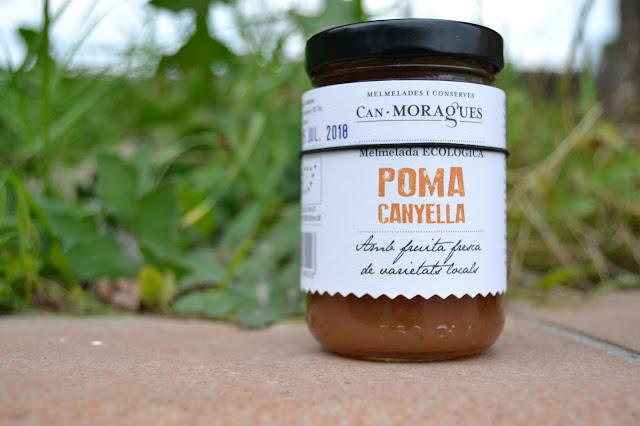 melmelada de poma amb canyella de Can Moragues