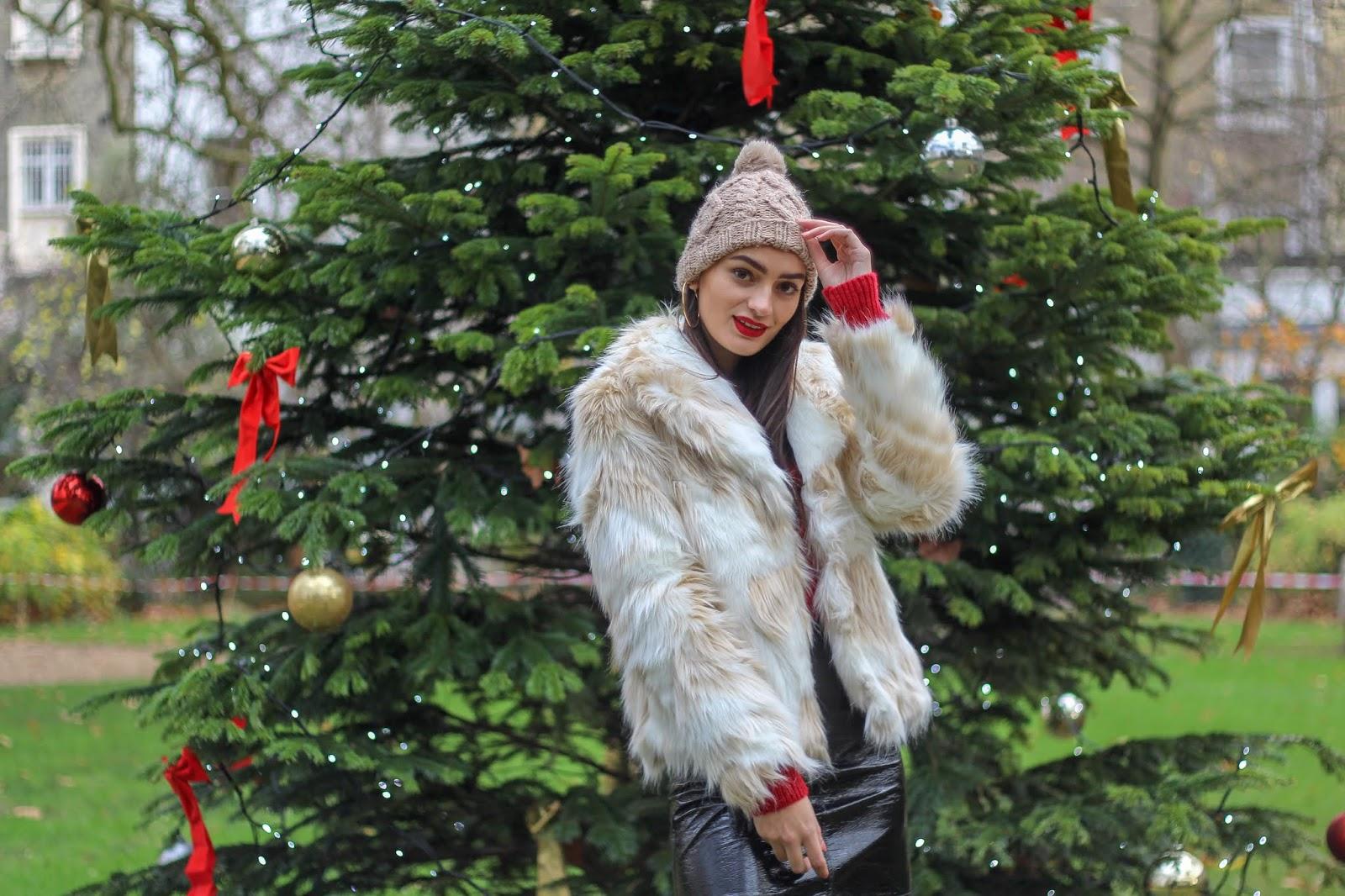 peexo blog christmas in london
