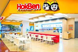 Lowongan Kerja Hoka Hoka Bento (HokBen) Terbaru 2021
