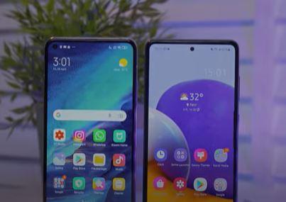 Bagus Mana Samsung Galaxy A72 VS Xiaomi Mi 10T Comparison