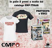 Logo Vinci gratis premi a tua scelta dal catalogo EMP Italia