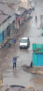 बेमौसम बारिश ने किया टॉर्चर, ठंड से कपकपाया खलघाट