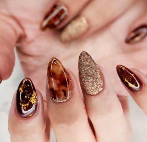cute fall nail ideas