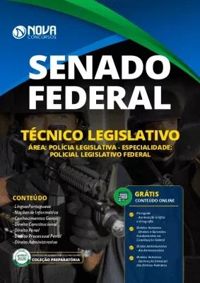 Apostila Concurso Senado Federal 2020 Polícia Legislativa Grátis Cursos Online