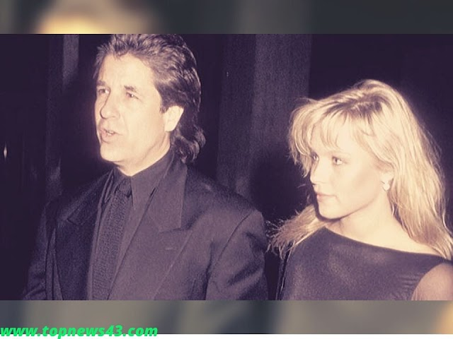 Wedding With Jon Peters - Pamela Anderson Dares For Fifth Time