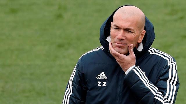 Zidane sẽ có trận đấu quan trọng bậc nhất kể khi trở lại dẫn dắt Real.