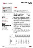 Studio societario di Banca Finnat su AMM
