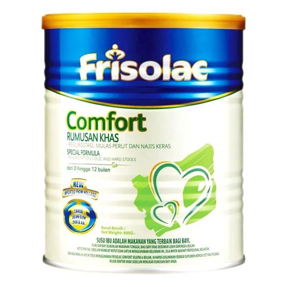 Susu untuk bayi sembelit frisolac comfort
