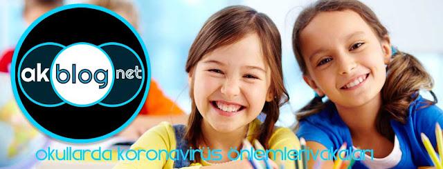 Okullarda Koronavirüs Önlemleri Tedbirleri