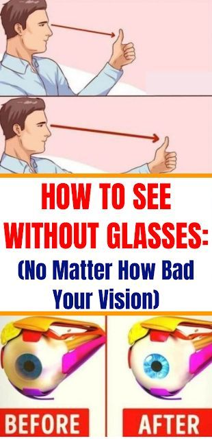 How To See Without Glasses – No Matter How Bad Your Vision Is!!!