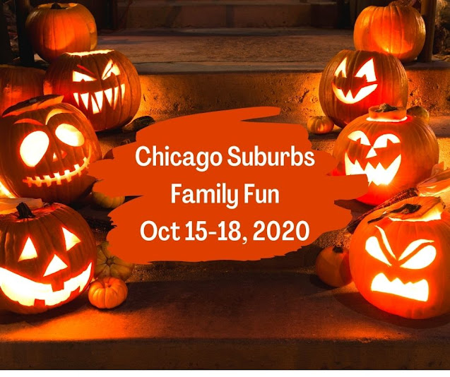 Weekend Windup: 25 Fall and Halloween Events in the Chicago Suburbs October 15-18, 2020