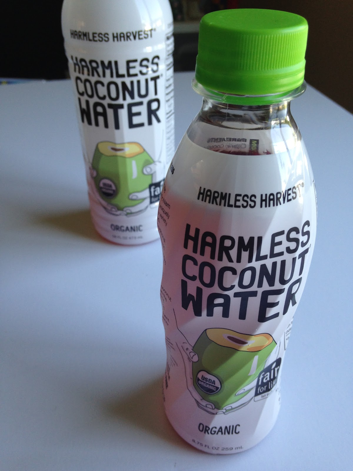 32798cf937 Harmless Harvest Coconut Water Is The Real Deal   Mom Files