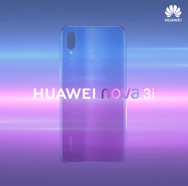 Huawei Nova 3i is starting pre-order on July 19