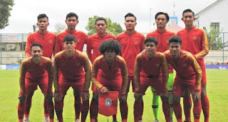 Indonesia vs Malaysia 3-4 Semifinal Piala AFF U-18
