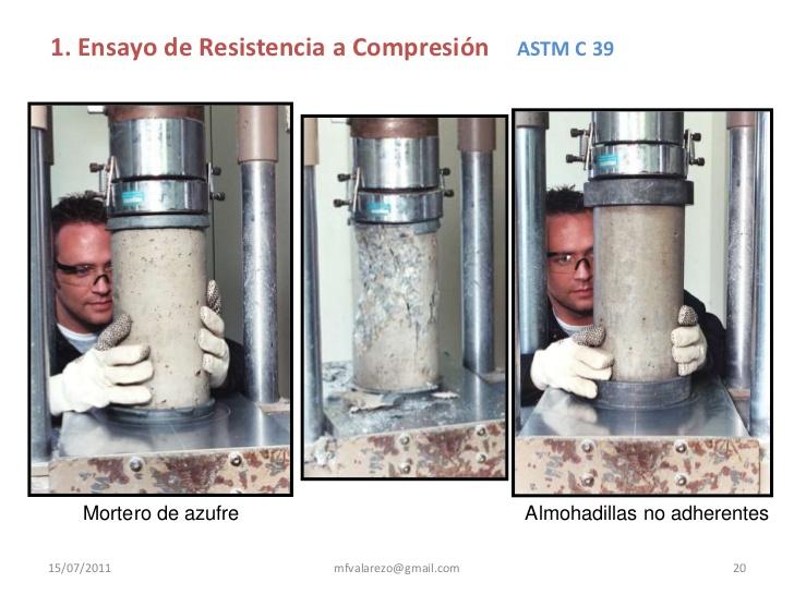 """TECNOLOGIA DEL CONCRETO: Semana 15: """"Resistencia del Concreto"""""""
