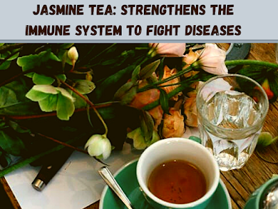 Jasud-honey tea controls cholesterol and weight