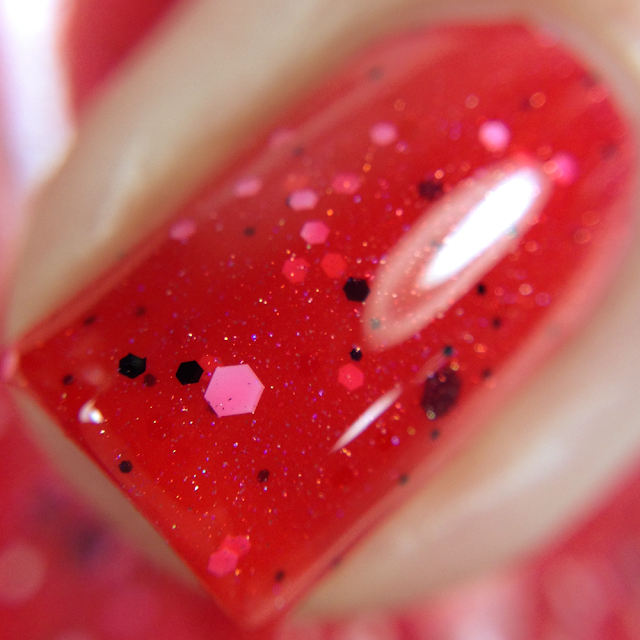 Anchor & Heart Lacquer-Pepper-minter Is Coming