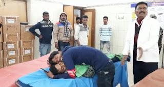 समस्तीपुर में बेख़ौफ अपराधियों तांडव, एक व्यक्ति को घर के पास गोली मारकर की हत्या,