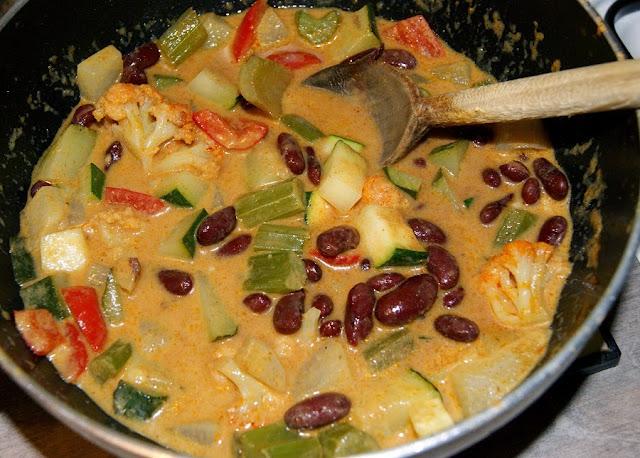 curry bezglutenowe