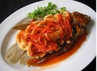 Abalone Sauce Recipe Gurame Fish Savoury Scrumptious