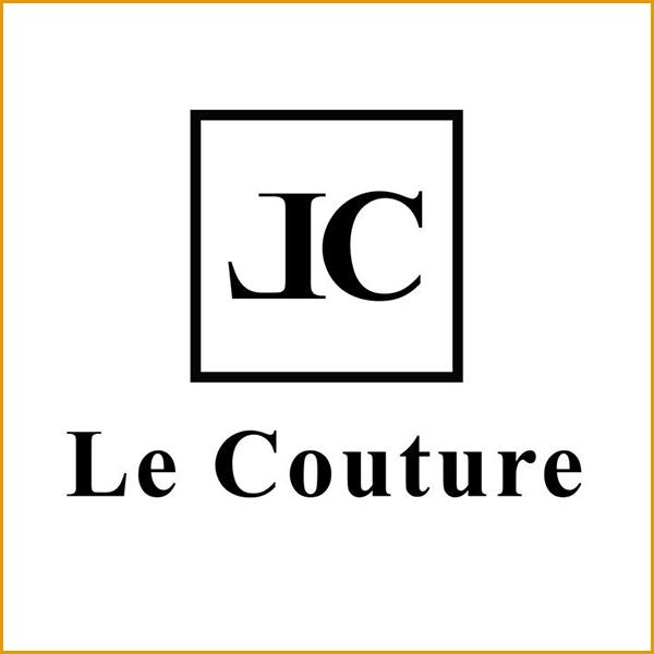 thiet ke logo thuong hieu Le Couture